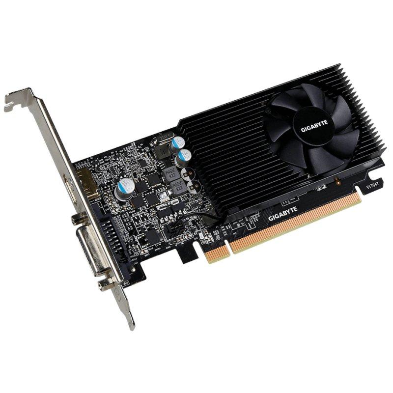 Gigabyte VGA NVIDIA GT 1030 LP 2GB DDR5