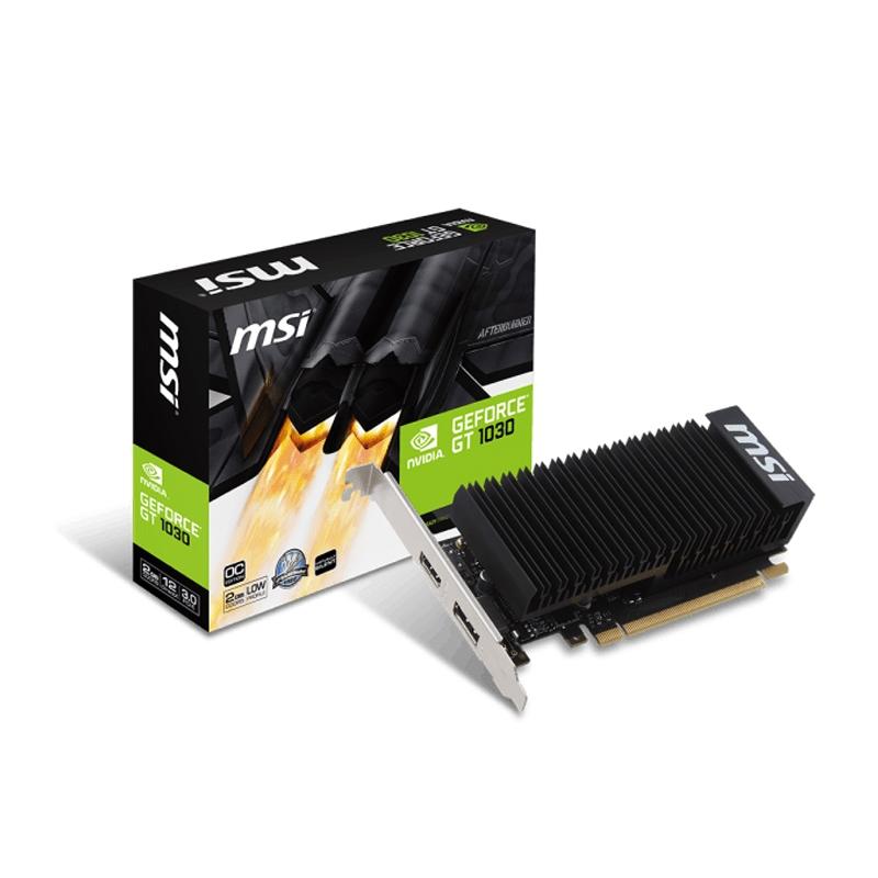 MSI VGA NVIDIA GT 1030 2GH LP OC 2GB DDR5
