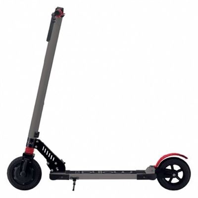 "Billow URBAN85 Patin 4400mAp 8"" Gris-Rojo"