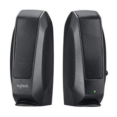 Logitech Altavoz 2.0 S120 Negro OEM
