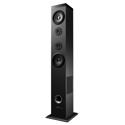 Energy Tower 5 Bluetooth RMS: 60W Touch panel Negr