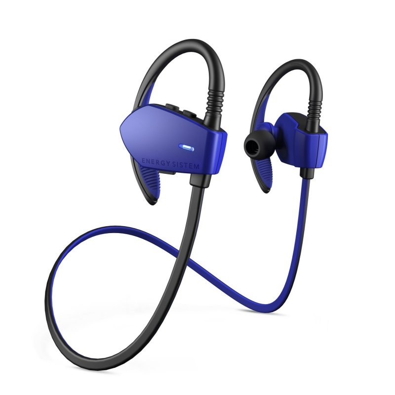 Energy Sistem Auriculares Sport 1 Bluetooth Blue