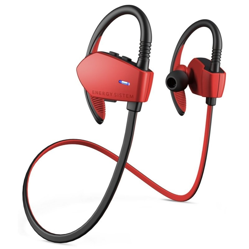 Energy Sistem Auriculares Sport 1 Bluetooth Red