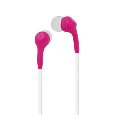 X-One API1000F Auriculares In-Ear +mic plano Fucs