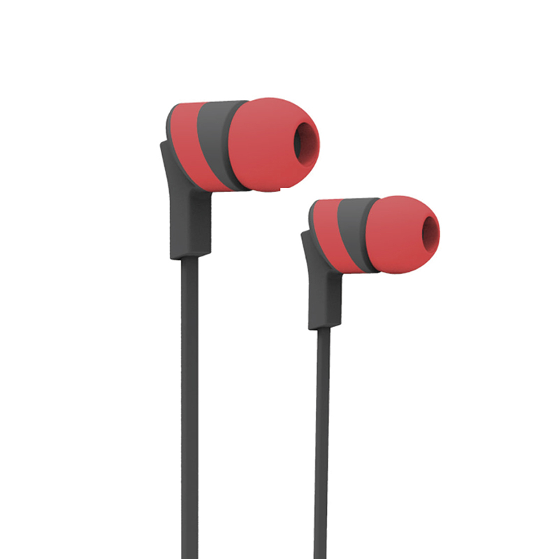 X-One ASBT1000R Auriculares Bluetooth +microf Rojo