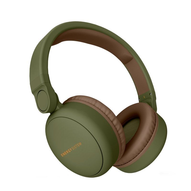 Energy Sistem Auriculares+Mic 2 Bluetooth Verde