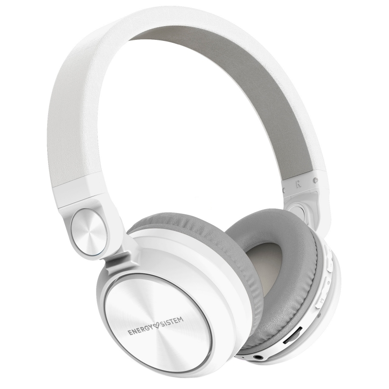 Energy sistem Auricular BT Urban 2 Radio White