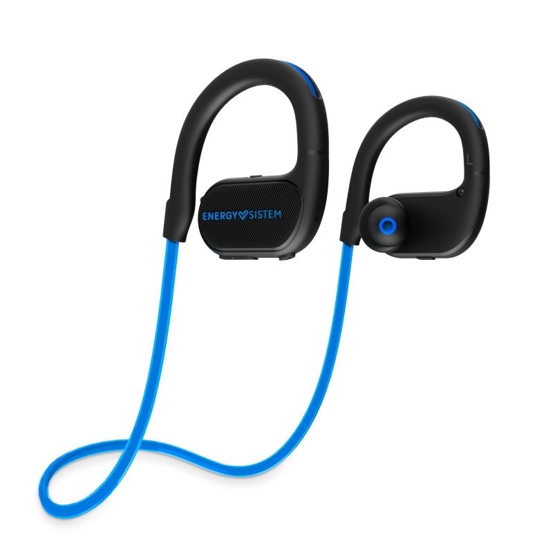 Energy sistem Auricular BT Running 2 Neon Blue