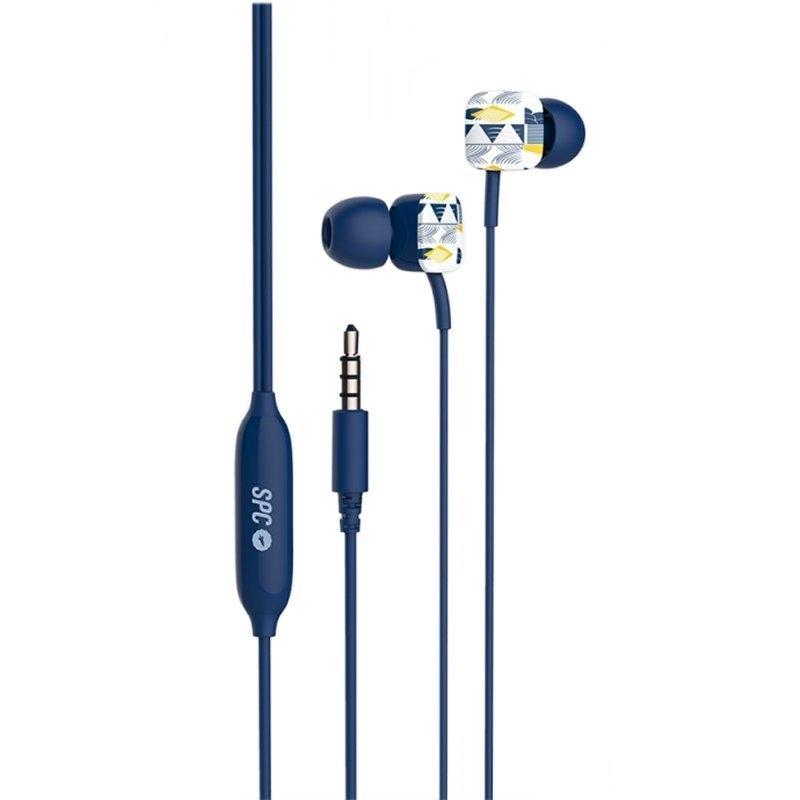 SPC Auricular Hype 4603A 3.5mm Azul
