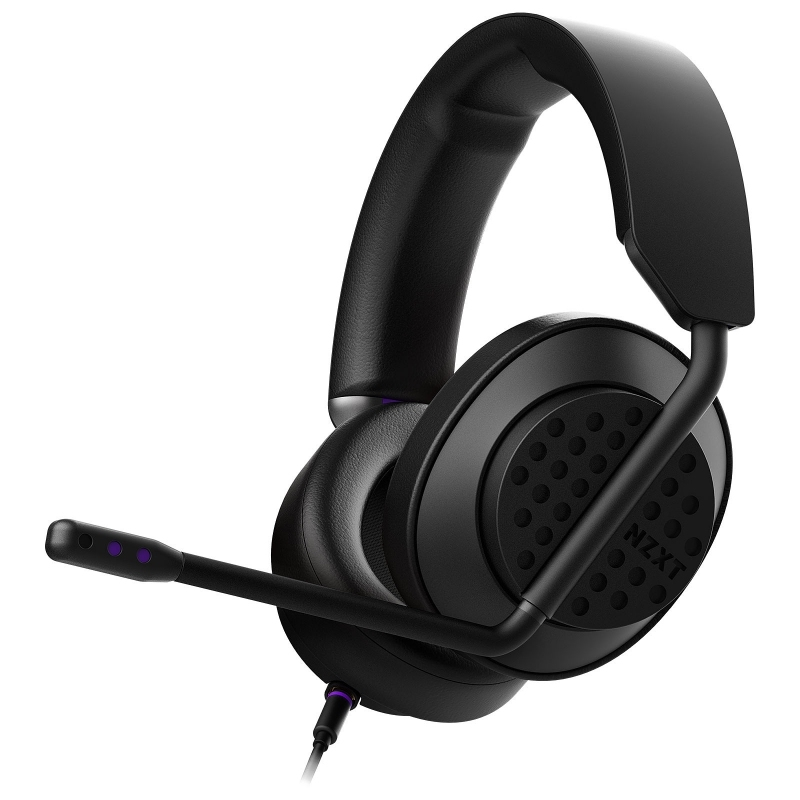 NZXT Auricular AER Open Wired Stereo Negro