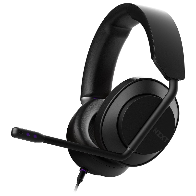 NZXT Auricular AER Close Wired Stereo negro