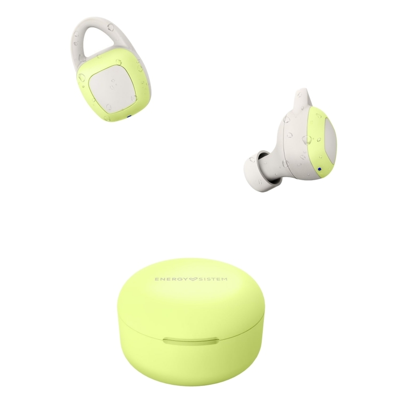 Energy Sistem Sport 6 True Wireless Lime  IPX7