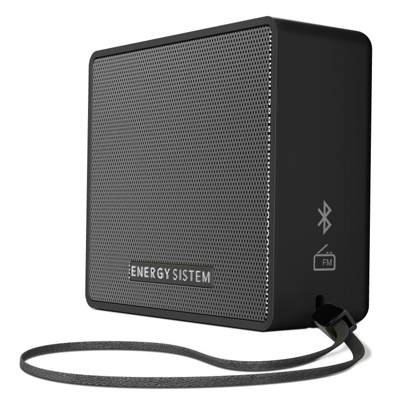 Energy Sistem Music Box 1+ Slate 5W microSD FM
