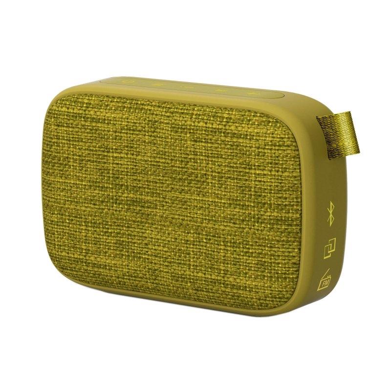 Energy Sistem Fabric Box 1+ 5W microSD FM Kiwi