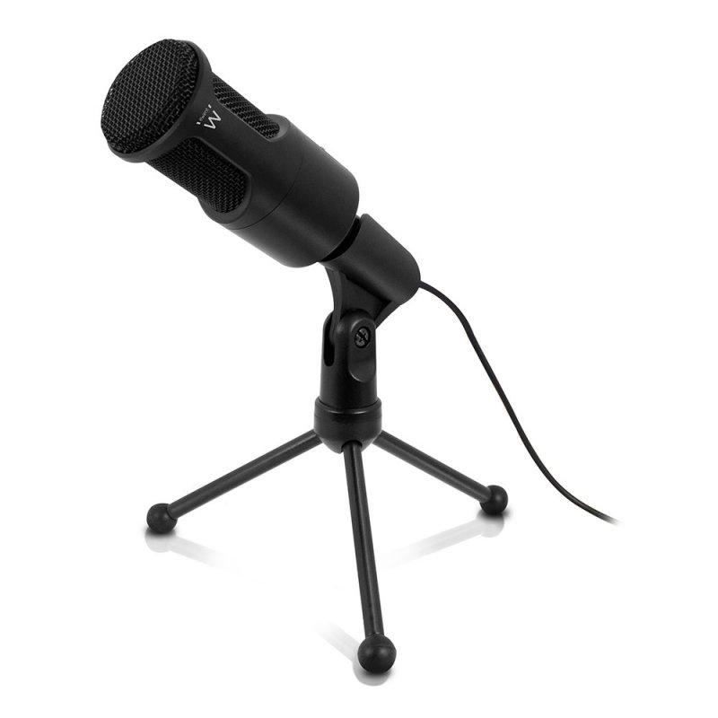 Ewent Micrófono Multimedia Cancelación ruido