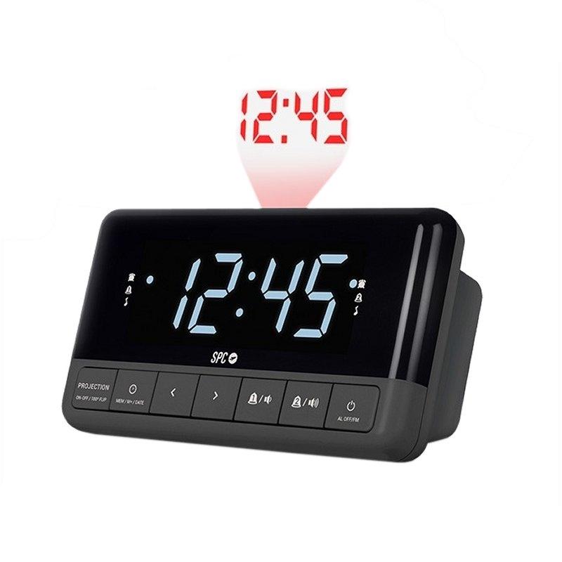 SPC Radio despertador 4581N  Floki Max