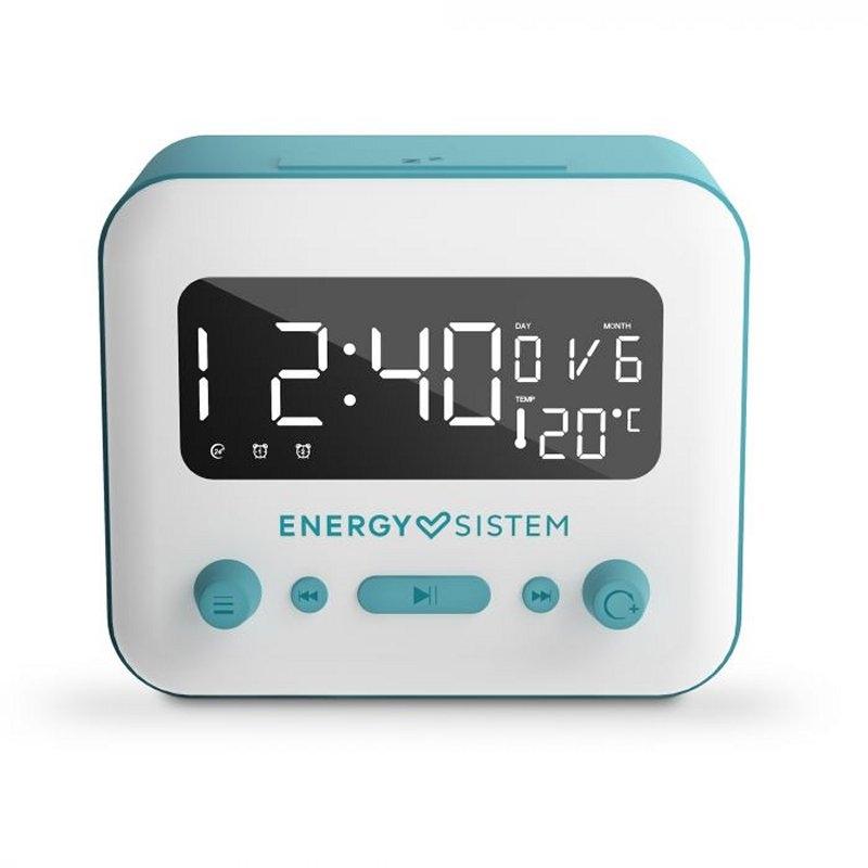 Energy Sistem Clock Speaker 2 Bluetooth Sky 5W FM