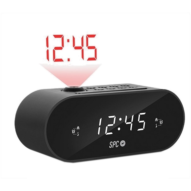SPC Radio Despertador 4586N FRODI MAX