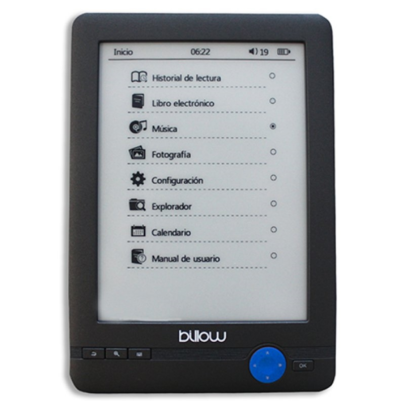Billow E03T eBook reader E03T 6