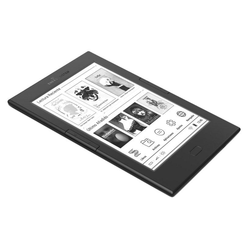 """Energy Sistem ebook eReader Pro 4 6"""" Tactil Luz"""
