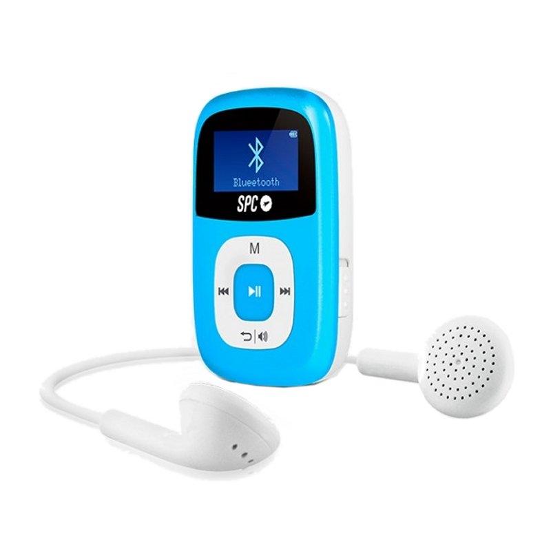 SPC Mp3 8GB Bluetooth FM Pantalla de 1