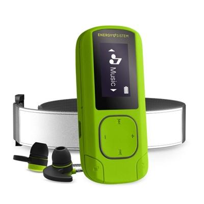 Energy Sistem MP3 Clip BT Sport Greenstone 16GB