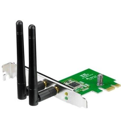 ASUS PCE-N15 Tarjeta Red WiFi N300 PCI-E