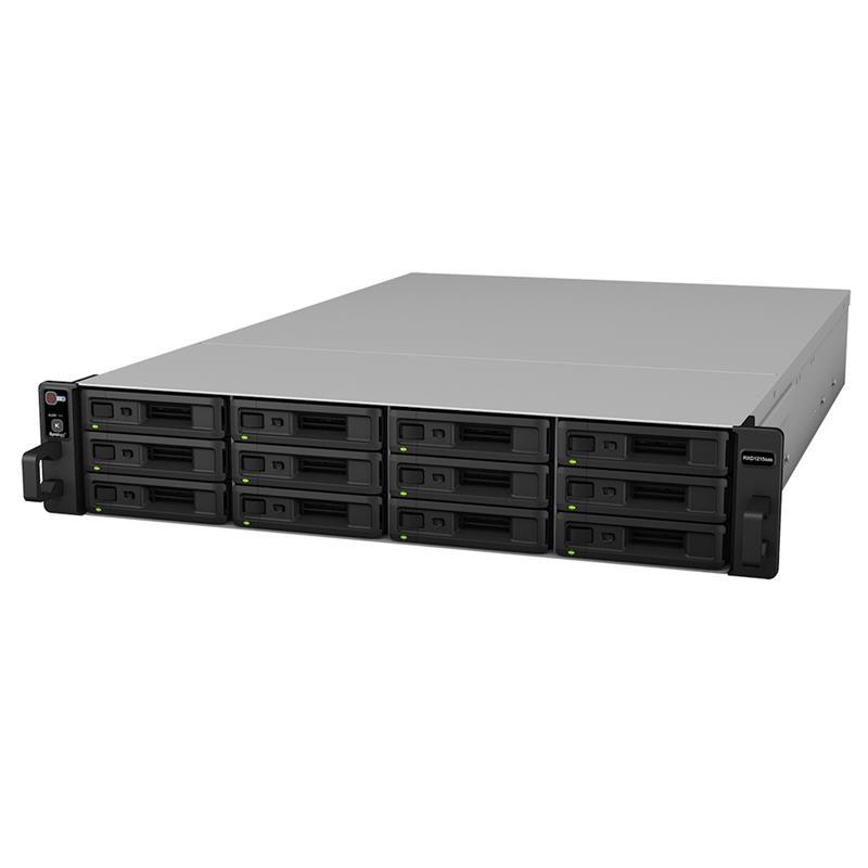 SYNOLOGY RXD1215sas Expansion Unit 12Bay Rack Stat