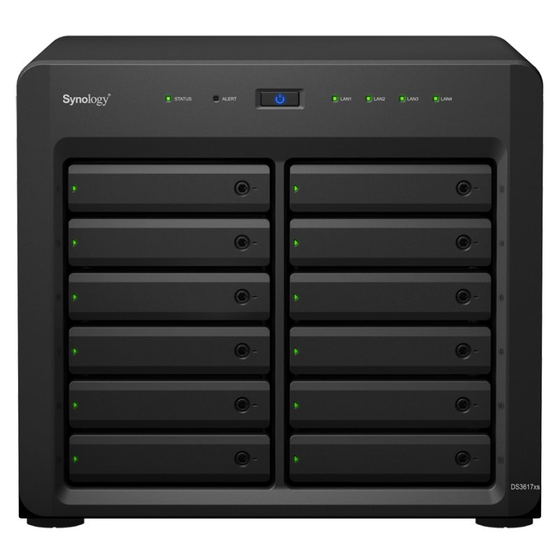 SYNOLOGY DS3617xs NAS 12Bay Disk Station