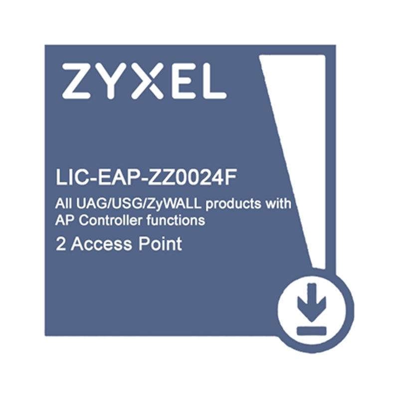 ZyXEL Licencia EAP ZyWALL USG VPN ATP Series