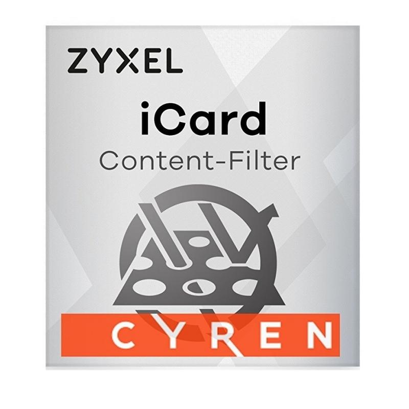 ZyXEL Licencia USG110 Filtro Contenidos 1 Año