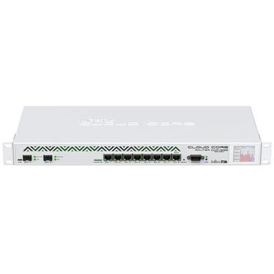 MikroTik CCR1036-8G-2S+ Router 8xGB 2xSFP+ L6