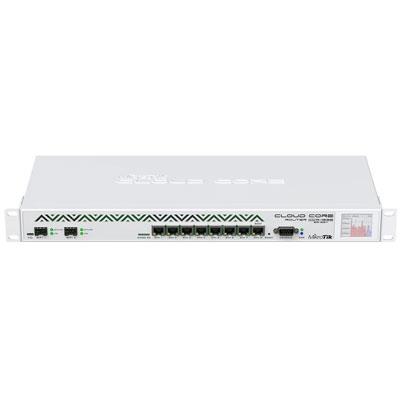 MikroTik CCR1036-8G-2S+EM Router 8xGB 2xSFP+ L6
