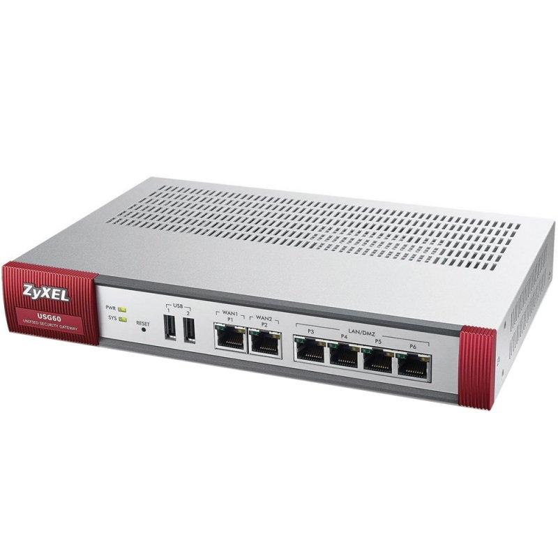 ZyXEL USG60 UTM BDL Firewall