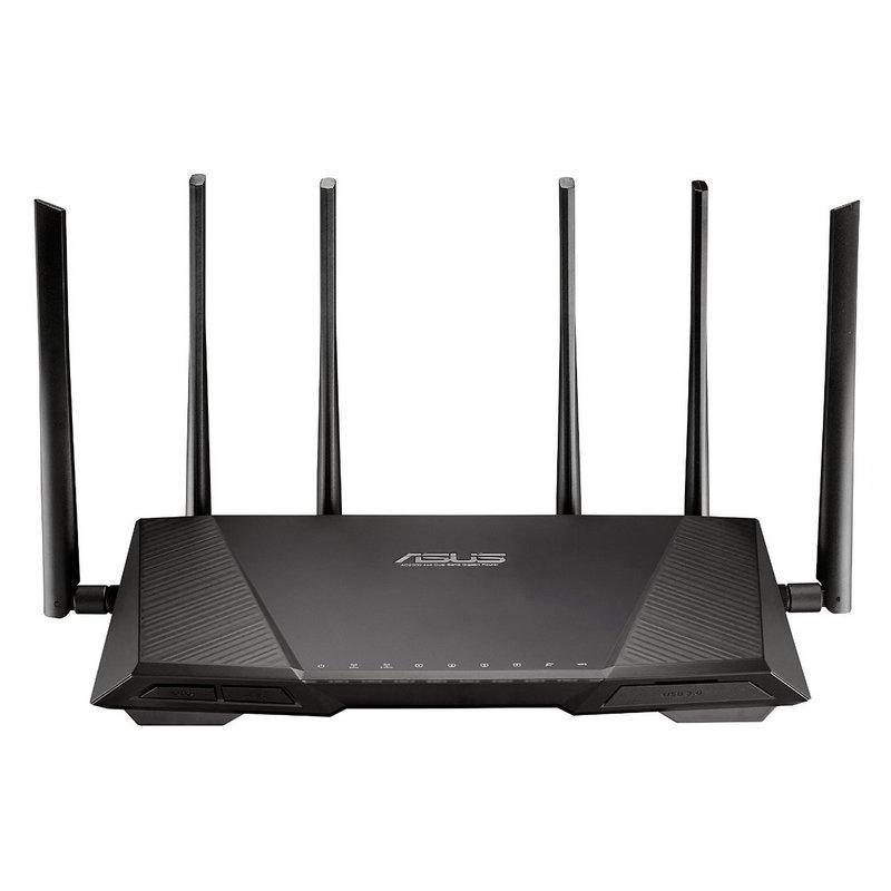 ASUS RT-AC3200 Router AC3200 5P 1xUSB 2.0 1xUSB3.0
