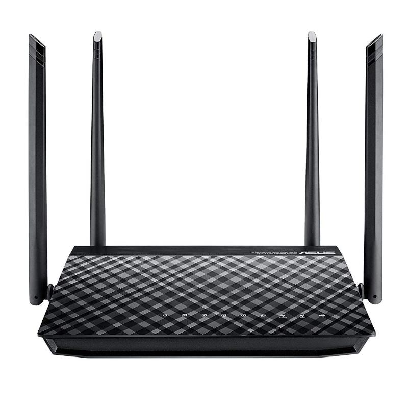 ASUS RT-AC57U Router AC1200 4xGB 1xUSB 2.0
