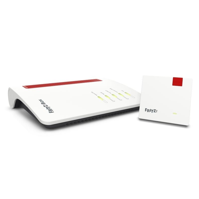 FRITZ! Mesh Set Box7530 + Repeater 1200 Kit