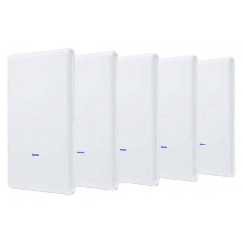 Ubiquiti UniFi UAP-AC-M-PRO Dual Band PoE Pack 5