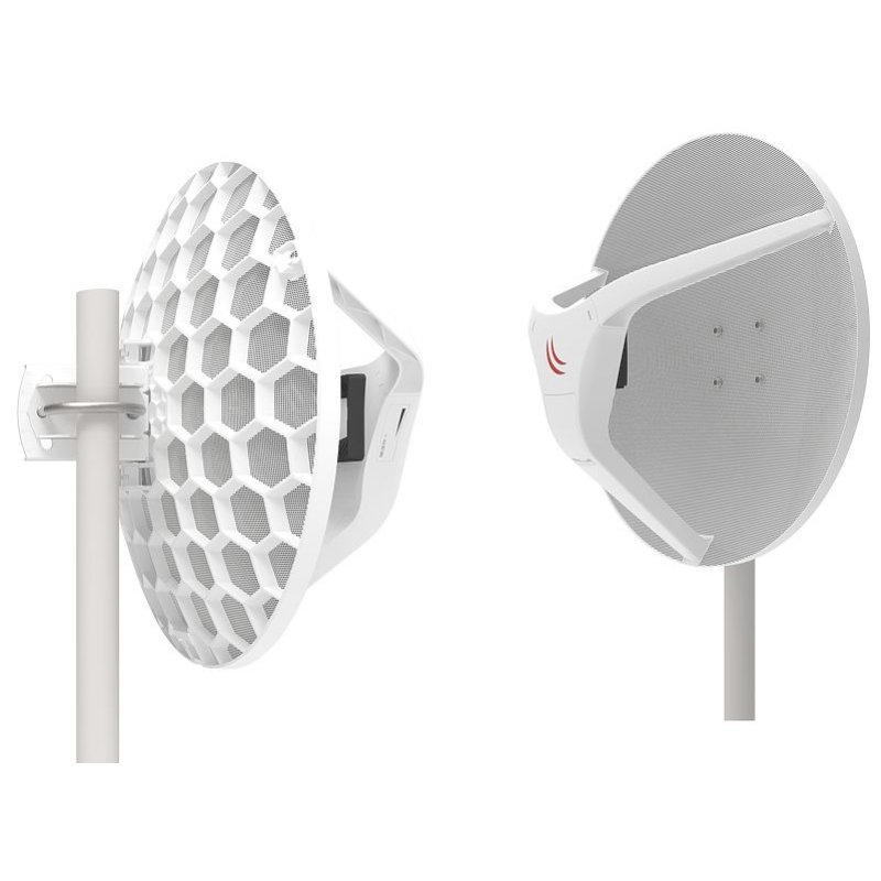 MikroTik RBLHGG-60adkit Wireless Wire Dish 60GHz