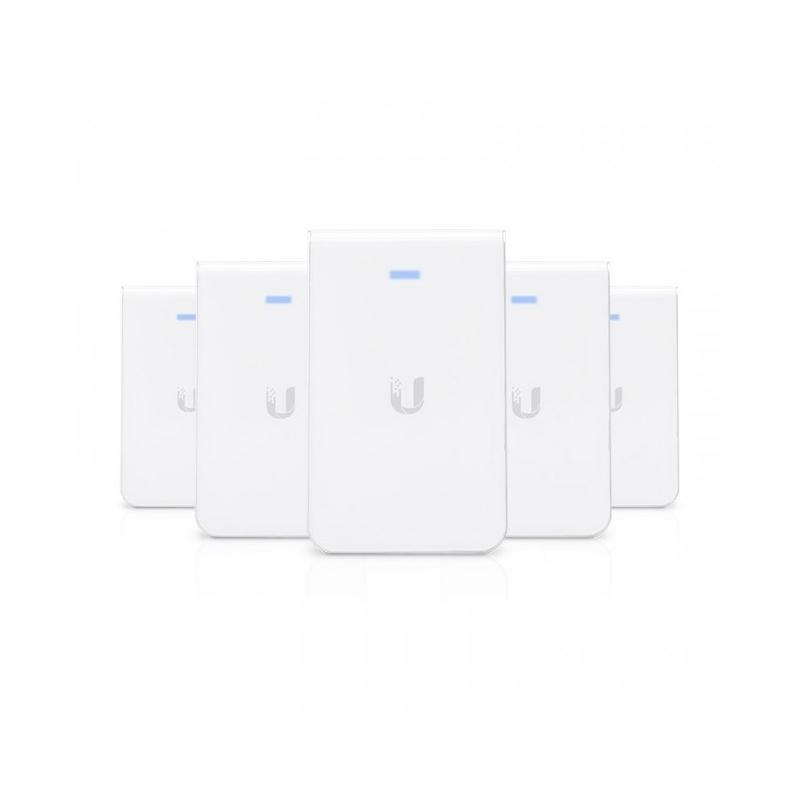 Ubiquiti UniFi AC In-Wall UAP-AC-IW-PRO 5-Pack