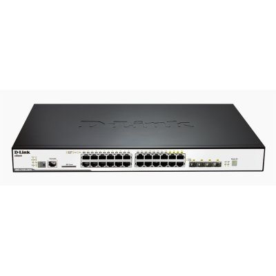 D-Link DGS-3120-24TC Switch L2 24xGB 4xSFP