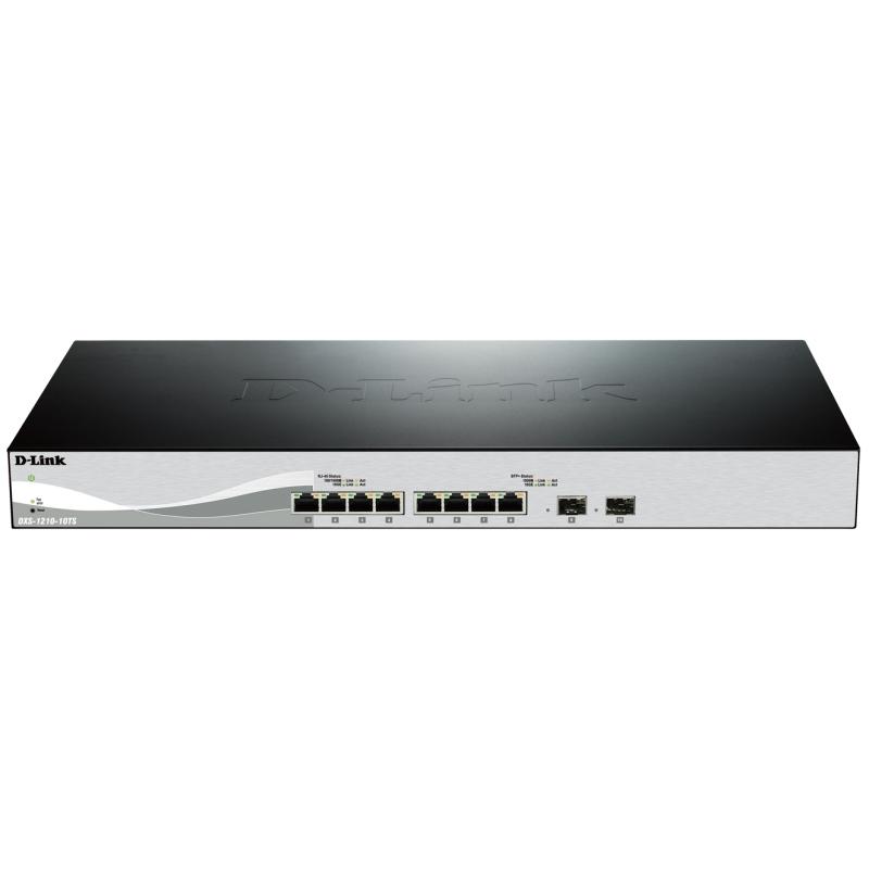 D-Link DXS-1210-10TS Switch 8x10GB 2xSFP+