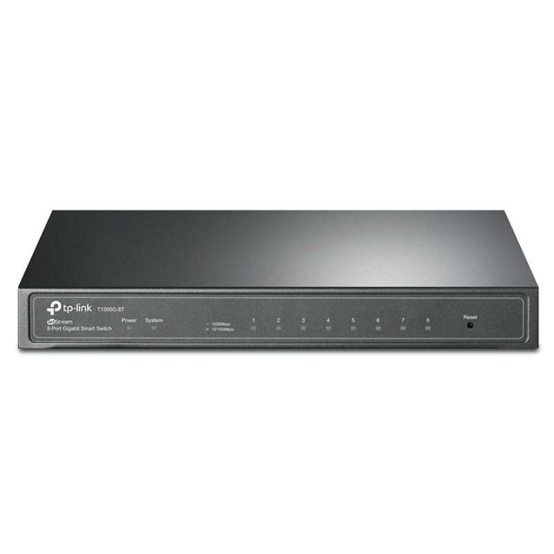 TP-LINK T1500G-8T (TL-SG2008) Switch 8xGB