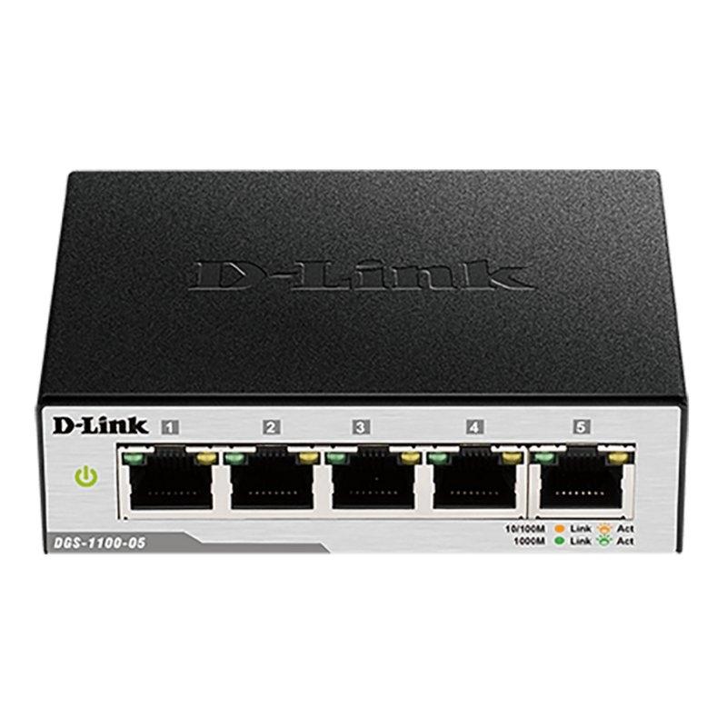 D-Link DGS-1100-05 Switch 5xGB