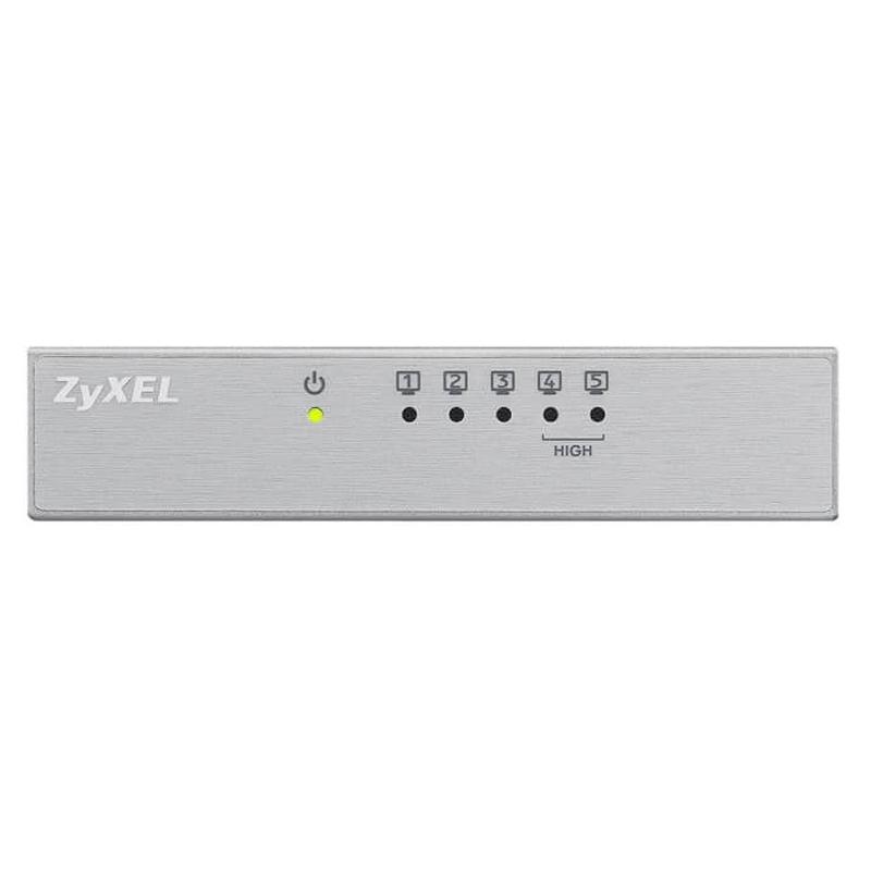 ZyXEL GS-105AV3 Switch 5x10/100Mbps Metal