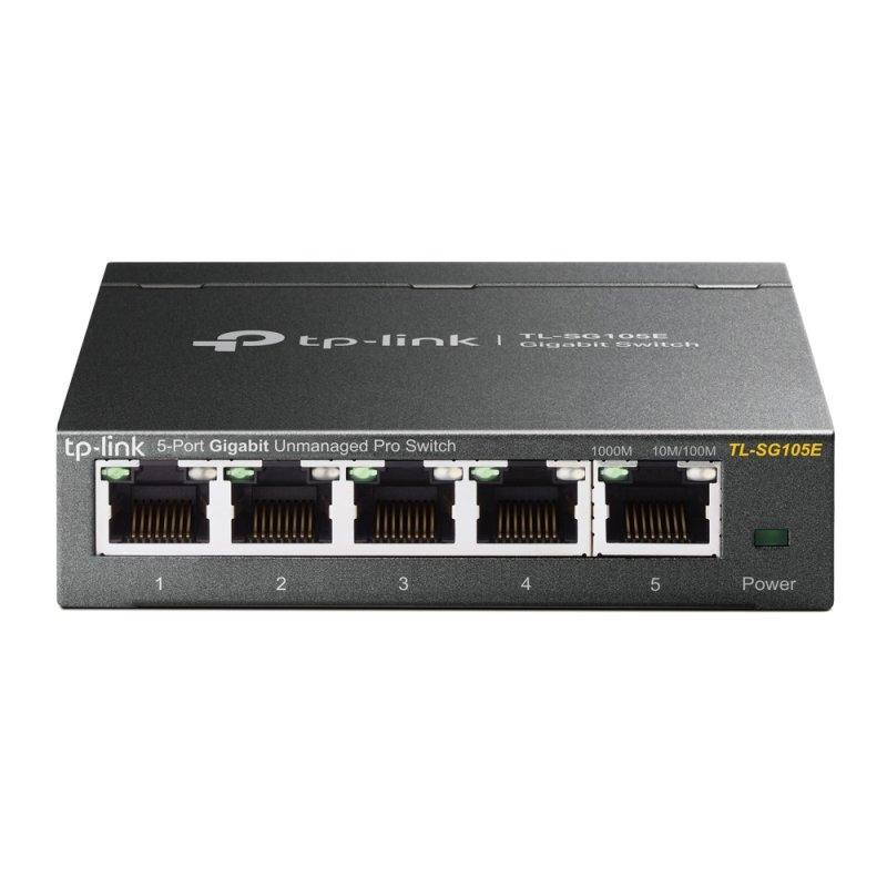 TP-LINK TL-SG105E Switch 5xGB Metal