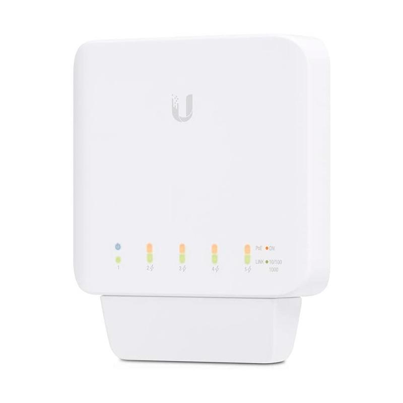 Ubiquiti UniFi Switch USW-FLEX 5xGB 1xPoE++ 4xPoE