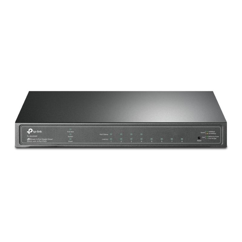 TP-Link TL-SG2008 Switch 8xGb 4xPoE+