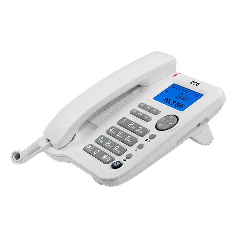 SPC 3608B Telefono OFFICE ID 3M ML ID LCD Blanco