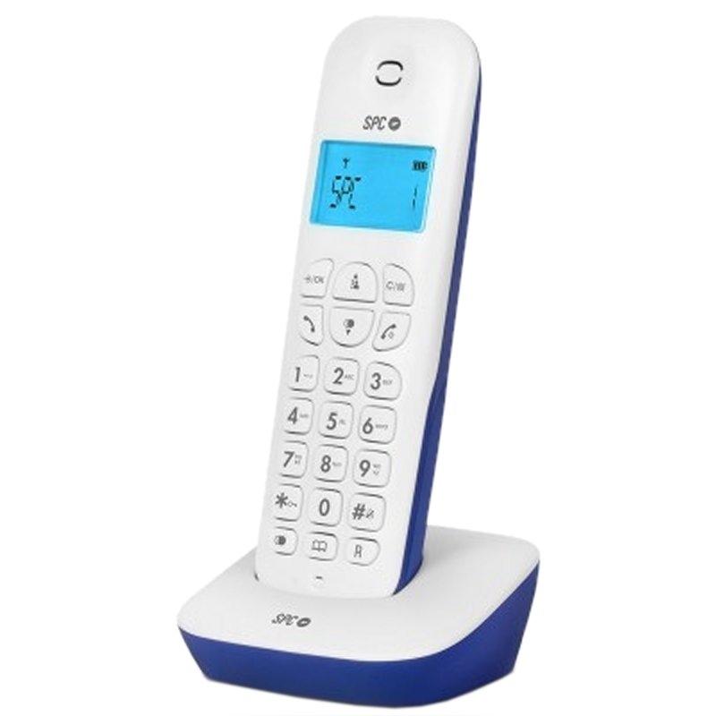 SPC 7300A Telefono DECT NEW AIR Azul